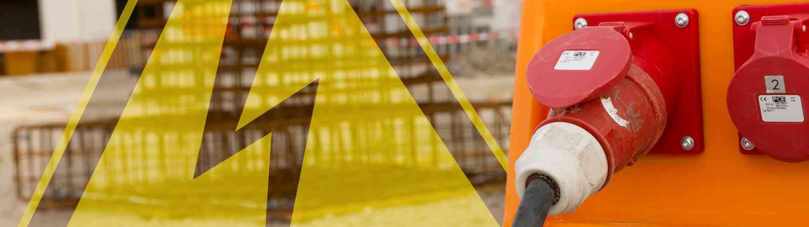 Header Baustromversorgung